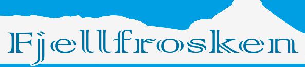 Fjellfrosken - Fjellfroskvatnet i Balsfjord